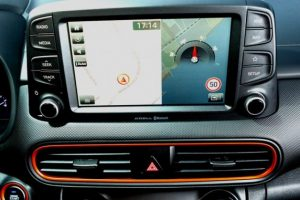 Nuova Hyundai Kona, head-up display e connettività