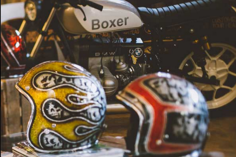 Motor Bike Expo 2018 spazio all'arte dell'aerografo con The Art of Kustom