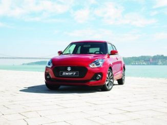 Nuova Suzuki Swift finalista al World Urban Car 2018: premio mondiale di presitigio