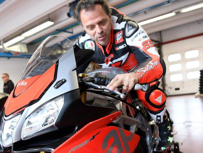 Aprilia Racers Days