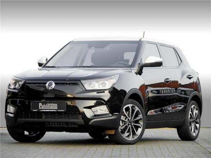 "SsangYong in passerella: sfila la ""K Collection"""