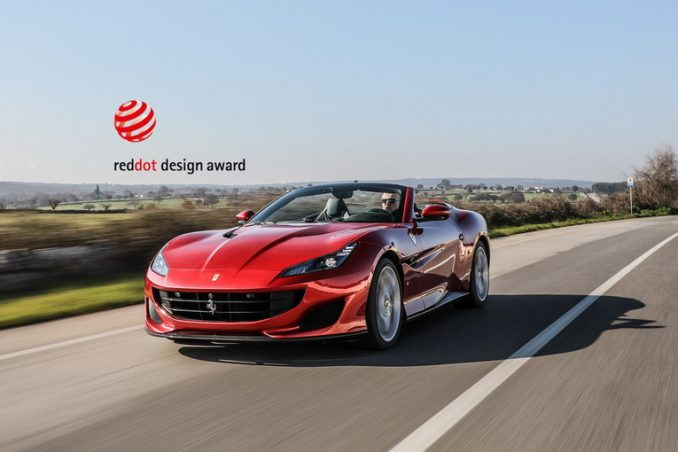 Red Dot: Best of the Best, lo vince la Ferrari per il quarto anno consecutivo