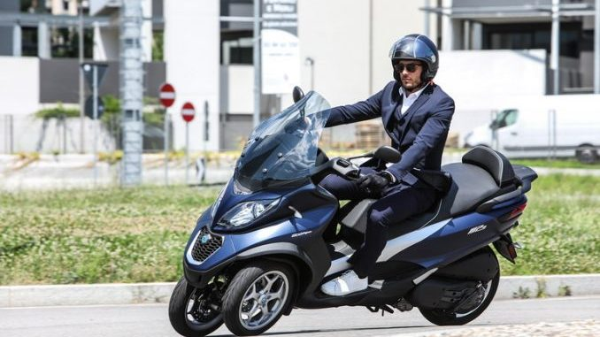 Nuovo Piaggio MP3, tanti gli accessori disponibile after market