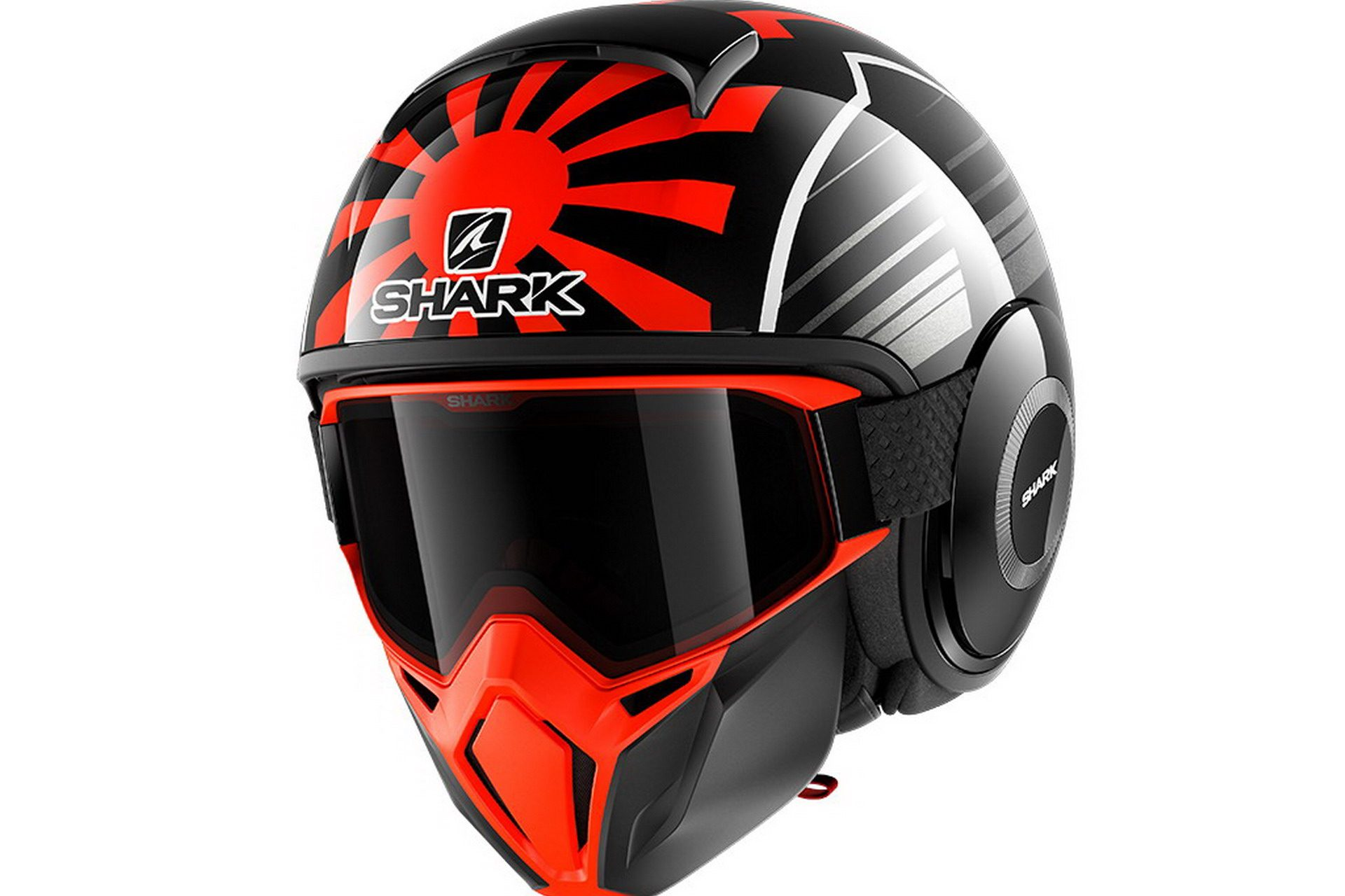 Gamma Shark Drak, i jet fashion in fibra
