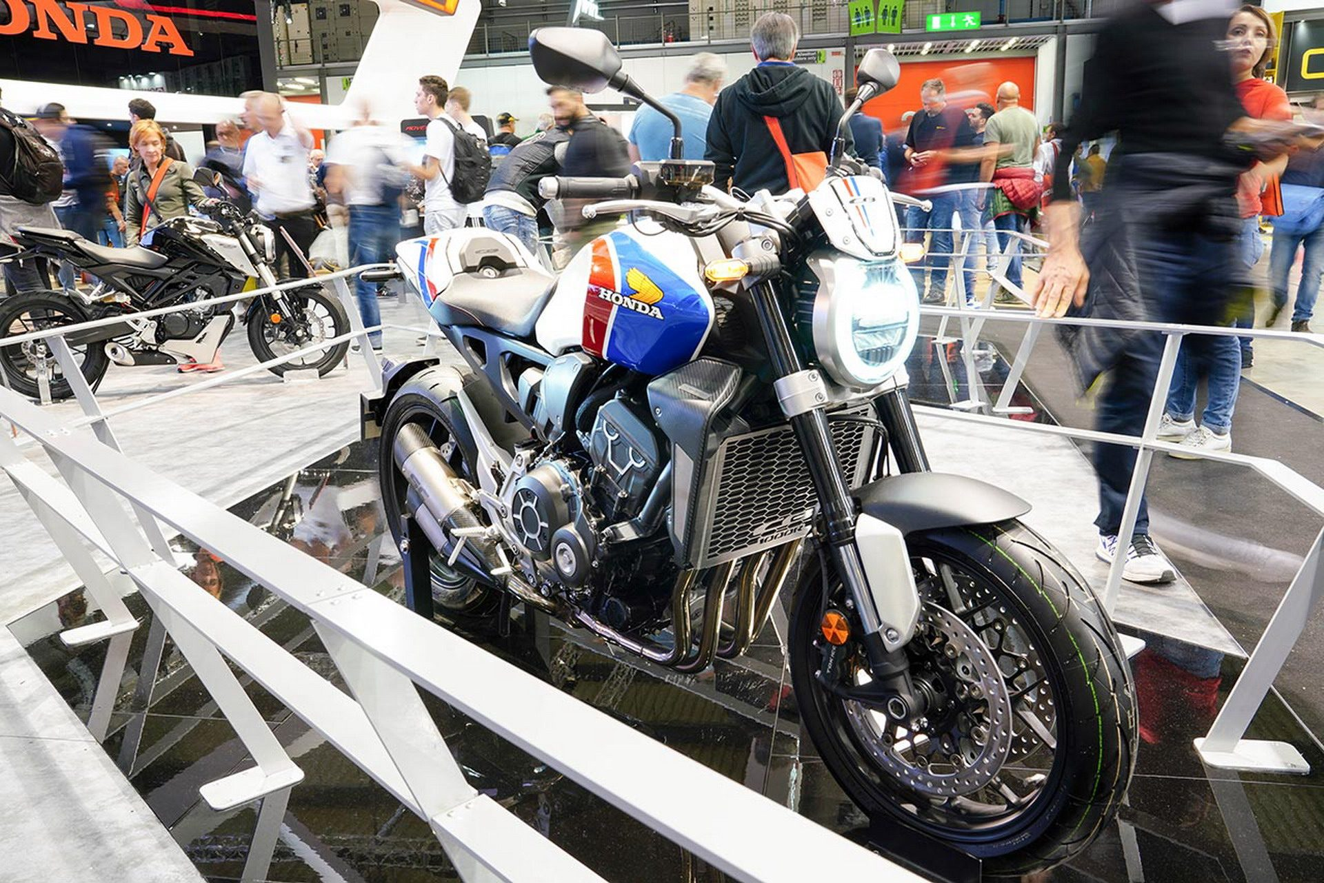 Motor Bike Expo 2019, presente la Honda CB1000R+ Limited Edition