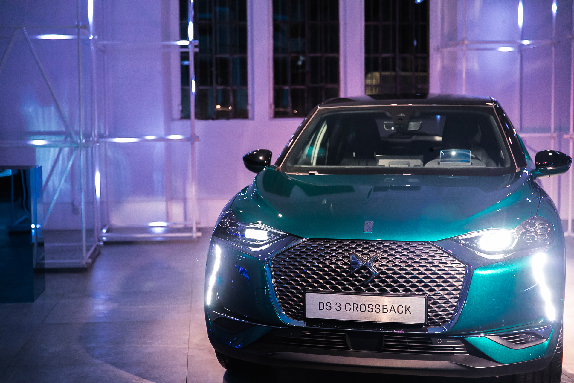 "DS3 Crossback, un tour all'insegna dello ""Spirit of Avant-Garde"""