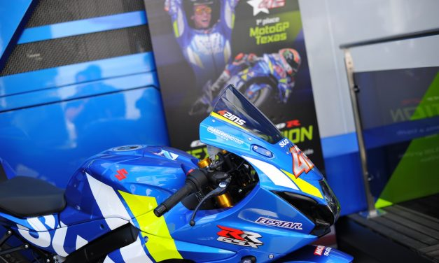 GSX-R1000R Texas Edition, una one-off per celebrare Alex Rins