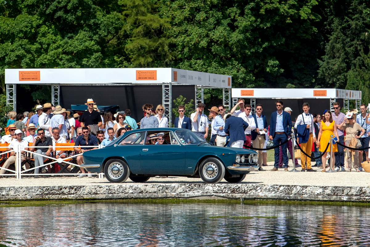 Concorso Chantilly Arts & Elegance