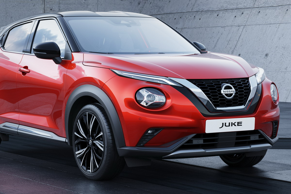 Nissan Juke, debutto in contemporanea in 5 città europee