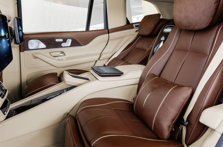 Nuovo Mercedes-Maybach