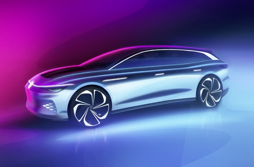 Salone di Los Angeles 2019, Volkswagen presenta la ID. Space Vizzion