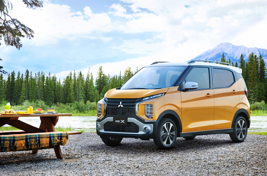 Le Kei car eK X e eK Wagon si aggiudicano il premio RJC Car of the Year 2020