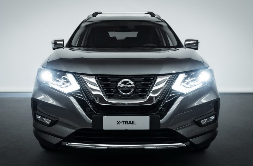 Nissan X-Trail ora disponibile con kit Salomon