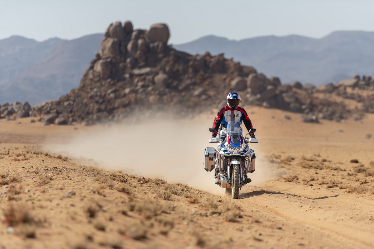 Africa Twin Week, arriva la settimana di full immersion con l'Africa Twin