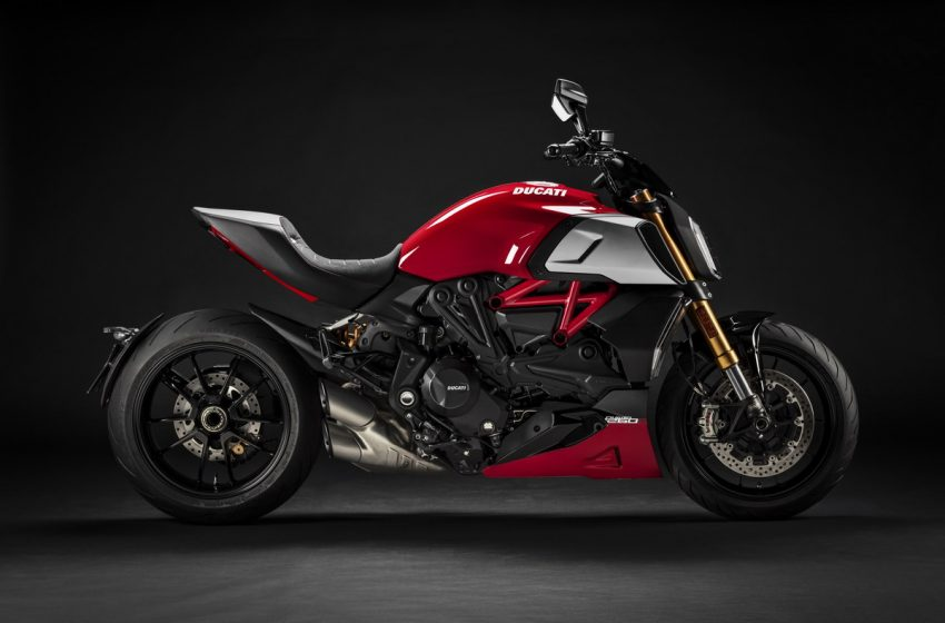 La Ducati Diavel 1260 S premiata con il Good Design Award