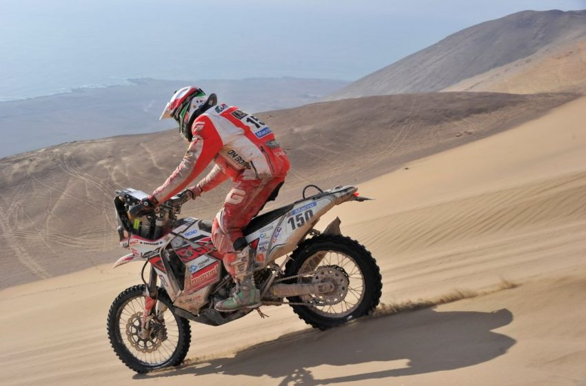 Africa Twin Tour,