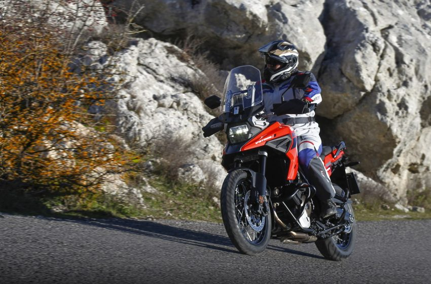 Tre appuntamenti nel weekend per il V-STROM Tour 2020