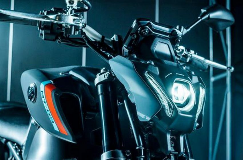 Nuova Yamaha MT-09 Hyper Naked: the dark side of Japan