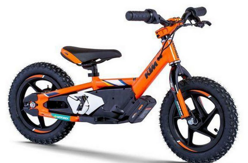 KTM presenta Stacyc Factory Replica
